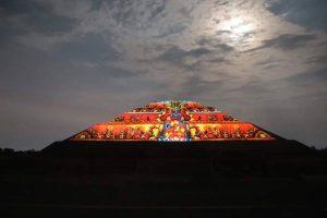 Teotihuacán Luz y Sonido